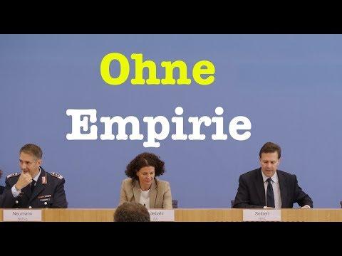 25. Juni 2018 - Bundespressekonferenz - RegPK