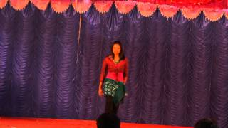 NAGIN DANCE NACHNA (M.S.Ramaiah college, Bangalore)