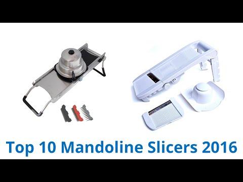 10 Best Mandoline Slicers 2016