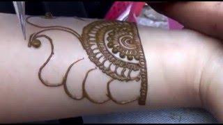 Mehendi/ Best Henna Mehndi Design 2014 By MehndiArtistica *