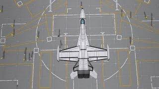 KSP Speedbuild - F/A 18 Hornet (STOCK)