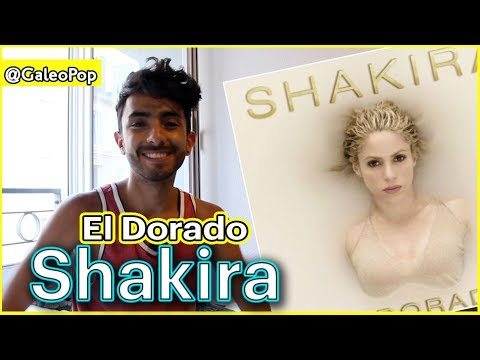Shakira - El Dorado | Fast Review - unboxing | Galeopop