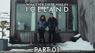 ICELAND: Driving To The Northern Lights