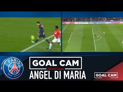 GOAL CAM | Every Angles | Angel Di Maria vs Monaco
