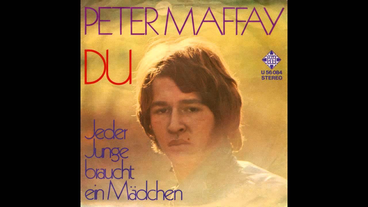 Peter Maffay DU (Live) MP4 - YouTube