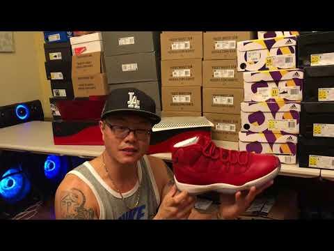 Jordan Retro 11 Chicago