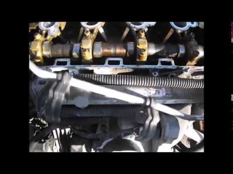 Saturn Vue 2 2 Ecotec Engine Fuel Rail Removal