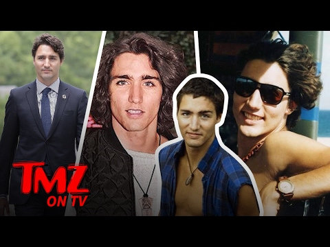 Justin Trudeau Has Always Been Hot and Here Are the Pictures To Prove It! | TMZ TV