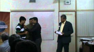 Bombay TM meeting 25-2-12 New Member Induction