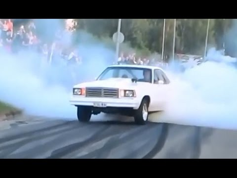 600hp+ 1979 Chevrolet El Camino | Big Burnouts & Loud V8 Sound!
