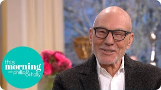 Sir Patrick Stewart Reveals he Almost Turned Down Star Trek | This Morning