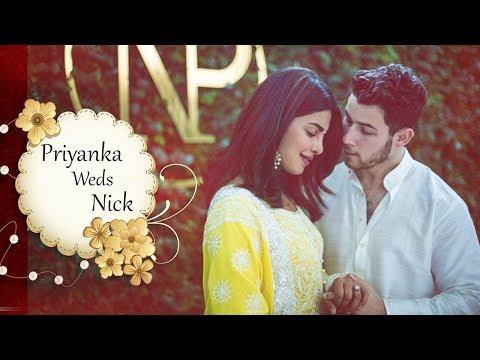 Priyanka Chopra's Full Wedding Album With Nick Jonas