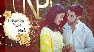 Priyanka Chopra's Full Wedding Album With Nick Jonas - Fairty Tail Dream Comes True