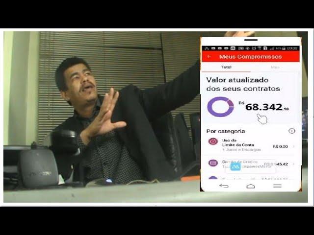 LIMITE DE CRÉDITO DE R$ 300 REAIS PARA QUANSE R$ 200 MIL REAIS