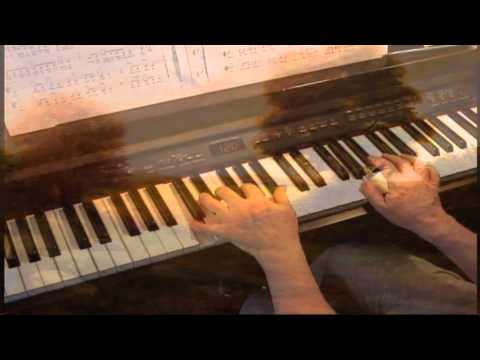 Peace In The Valley -- Piano