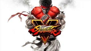 Street Fighter V - O Início