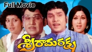 Sri Rama Raksha Full Length Telugu Movie || DVD Rip