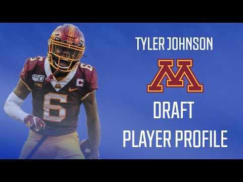 2020 NFL Draft Player Profile: Minnesota Wide Receiver Tyler Johnson