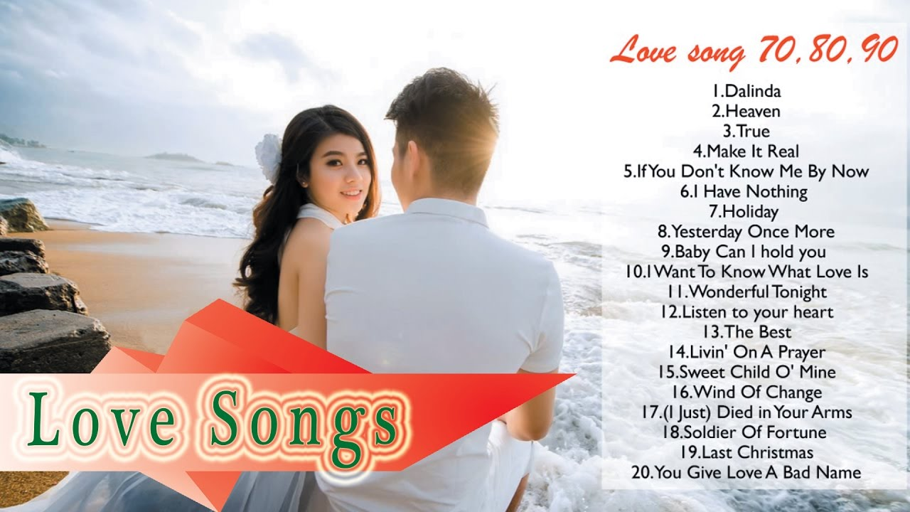 Best Romantic Song Collection
