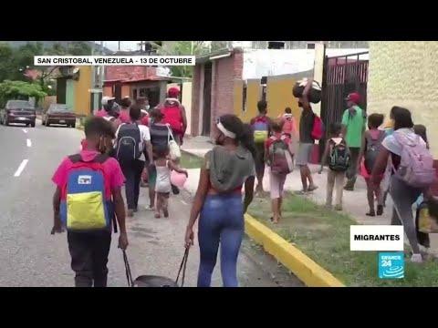 Download Huir y retornar, el viacrucis de los migrantes venezolanos