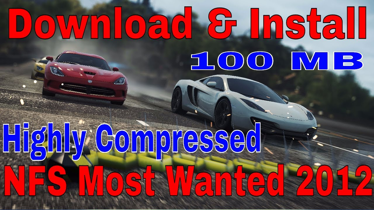 need for speed undercover free download full version highly compressed
