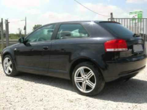 audi a3 1 9 tdi 3 porte mod 2004 vendesi a euro occasione youtube. Black Bedroom Furniture Sets. Home Design Ideas
