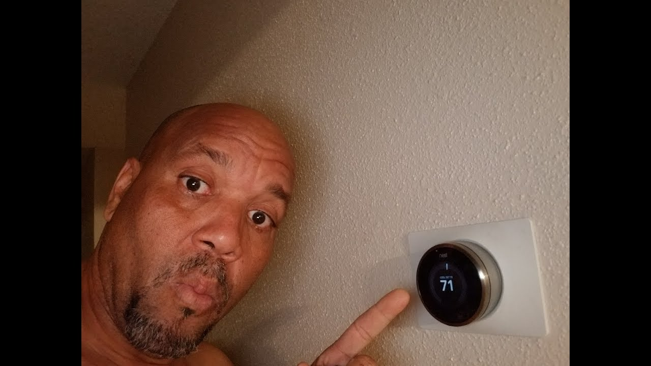 Nest Thermostat Installation And Complete Setup