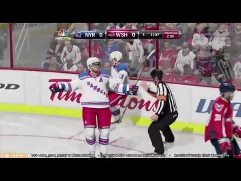 OnlineArena.cz - NHL 15 - Stanley Cup 4/2015 - Robo_nove_zamky Vs Michael Holeva