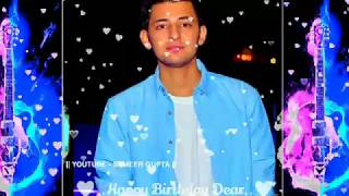 Happy Birthday Dear Darshan Raval (Gabbu) Ringtone