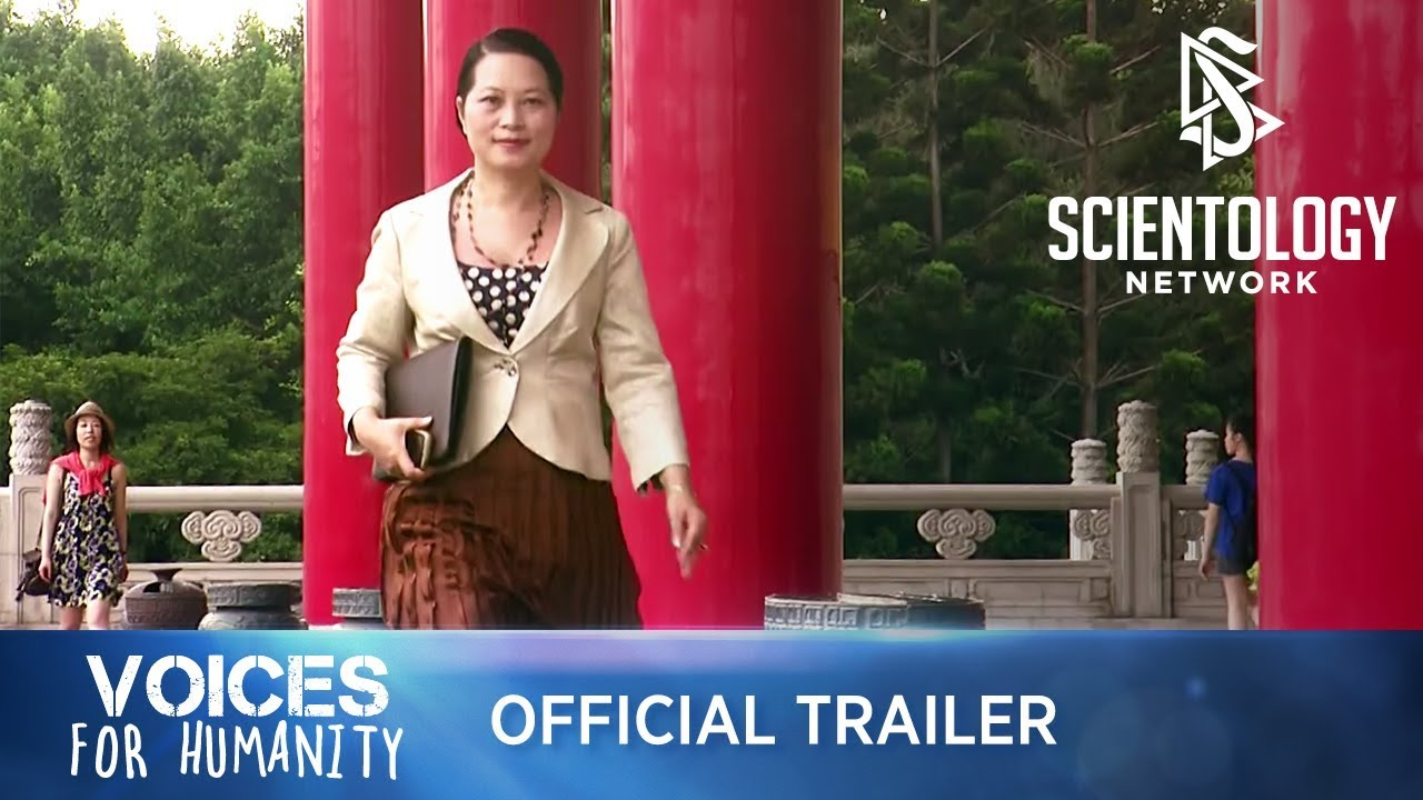 Voices for Humanity: Simone Hsu, Human Rights & Humanity Restored in Taiwan