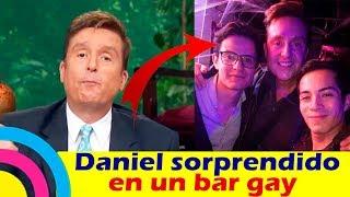 Daniel Bisongo de ventaneando ES CAPTADO en ANTRO GAY / NOTICIAS ZHOWS