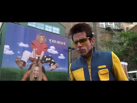 Zoolander (2001) escena de la gasolineria HD - Español Latino