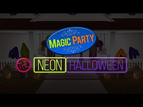 NEON Halloween COLLECTION | Magic Party