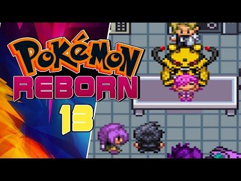 pokemon reborn walkthrough