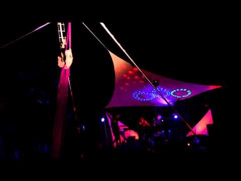 Rise Big Sur aerial performance
