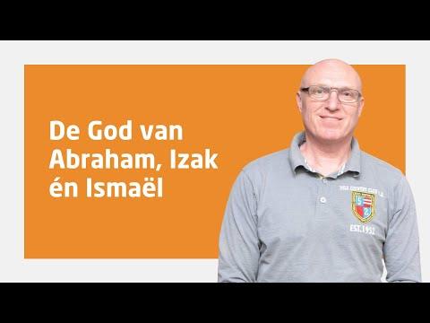 Jaap Bönker Over 'De God Van Abraham, Izak én Ismaël'