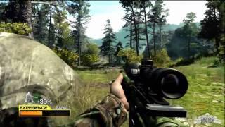 Big Game Hunter 2010 Demo Gameplay