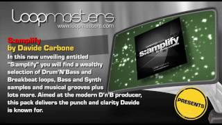 Drum Bass Samples Davide Carbone and Royalty Free Producer Sounds by Loopmasters