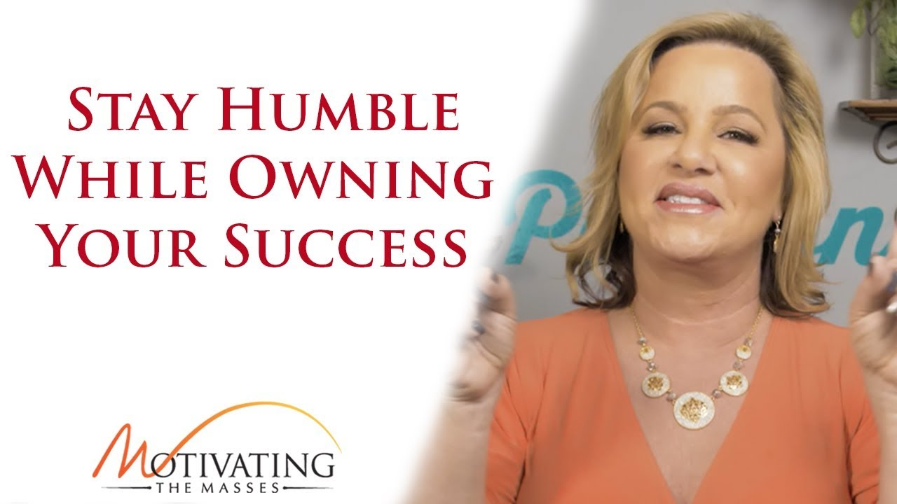 Susie Carder - How To Stay Humble While Owning Your Success