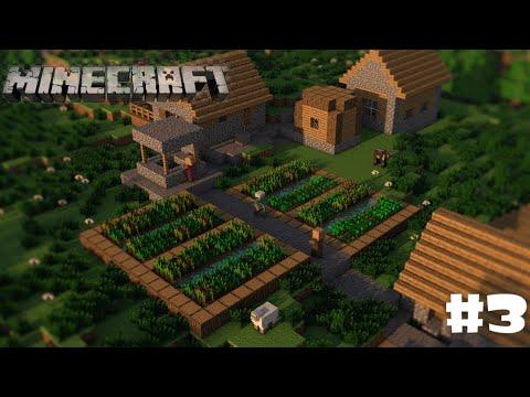 Download Breeding villagers in minecraft | Malayalam | Raiding witchhut | Gameplay#3|Minecraft malayalam