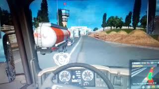 Euro Truck Simulator 2 TÜRKİYE SINIR KAPISI