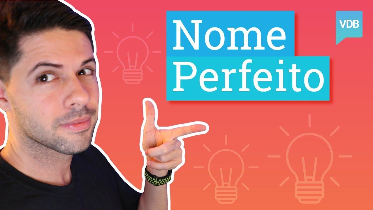 Naming Como Escolher O Nome Perfeito Para A Sua Grande Ideia