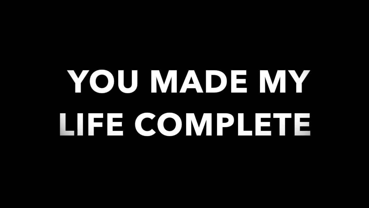 Complete // G-Eazy lyrics - YouTube
