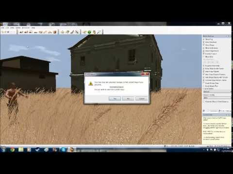 Modded Far Cry 2 Editor With Ai Youtube