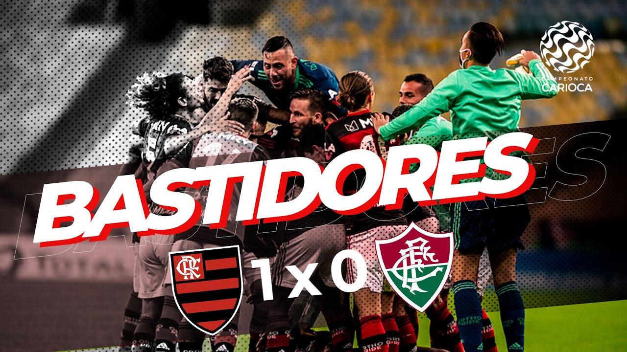 Bastidores - Flamengo é Bicampeão Carioca! - YouTube