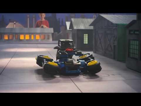 Imaginext® DC Super Friends Transforming Batmobile R/C | Mattel