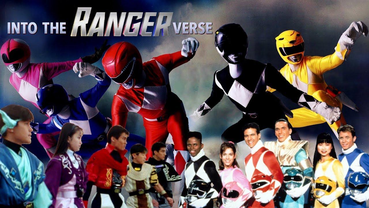 Into the Rangerverse #1: Kyoryu Sentai Zyuranger vs  Mighty Morphin Power  Rangers