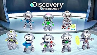 2019 Mcdonalds Discovery Robots Happy Meal