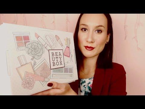Unboxing Beauty Box #4
