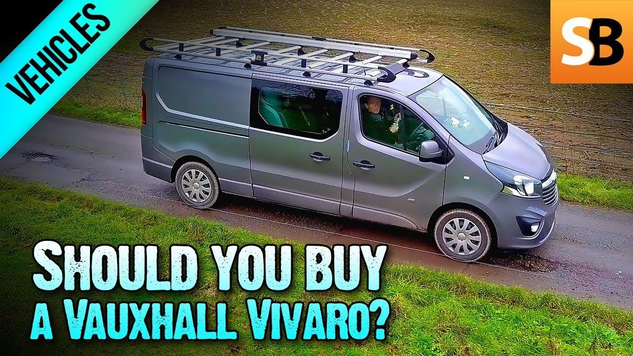 e6249abacc Vauxhall Vivaro Crew Cab - A Good Builder s Van  - YouTube